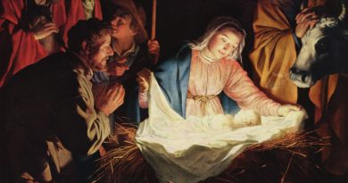 Раждането на Иисус Христос
