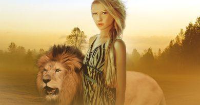 Жената зодия лъв: страстна и изпълнена с живот
