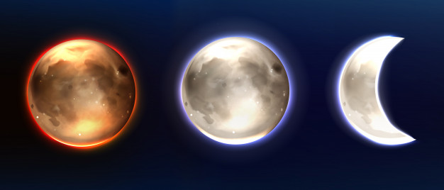 лунните фази